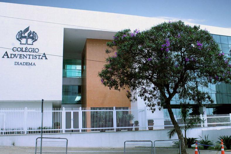 Colégio Adventista de Diadema | Obras e Clientes | Mercantil do ABC